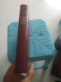 纤维素纤维的物理与化学(1949出版英文原版硬精装95品534页)【扉页有中科院院士钱人元1959年签名收藏】