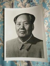 文革原版毛主席照片(20X15)