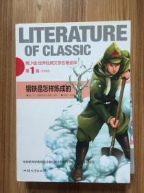 青少版世界经典文学名著金库第1辑:钢铁是怎样炼成的