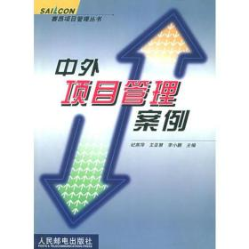 中外项目管理案例/赛昂项目管理丛书
