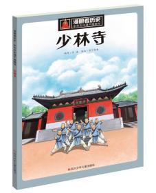 漫眼看历史 中华文化遗产图画书:少林寺