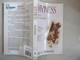 Shyness:What It Is, What To Do About It