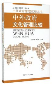 中外政府管理比较丛书:中外政府文化管理比较