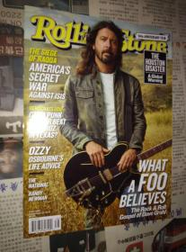 滚石杂志 Rolling Stone issue 1296 2017/09/21 外文原版音乐期刊杂志