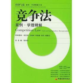 竞争法(案例学理精解)/经济与法案例学理精解文库