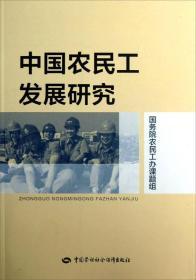 中国农民工发展研究