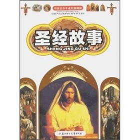 【四色】中国青少年成长新阅读---圣经故事/新