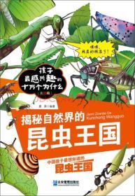 孩子最感兴趣的十万个为什么(美绘版):揭秘自然界的昆虫王国