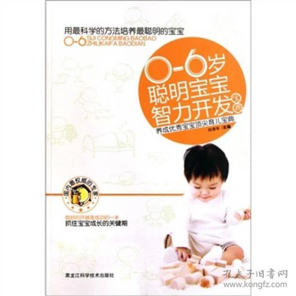 0~6岁聪明宝宝智力开发宝典