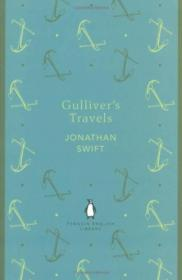 Gulliver's Travels (Penguin English Library)[格列佛游记]