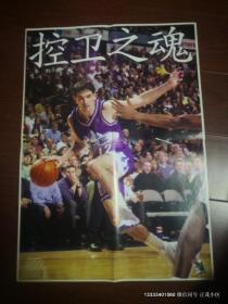篮球海报收藏:大鳄鱼经典篮球之体育世界灌篮 NO.399  控卫之魂 国王