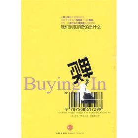 买单:the secret dialogue between what we buy and who we are