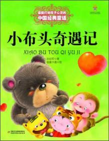 最能打动孩子心灵的中国经典童话-小布头奇遇记