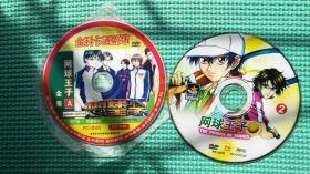 DVD 二碟装 网球王子