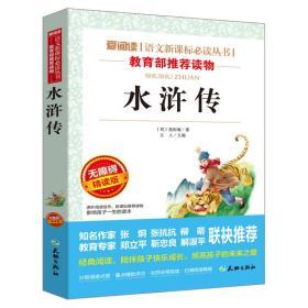 水浒传/语文新课标必读丛书分级课外阅读青少版(无障碍阅读彩插本)