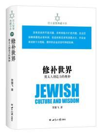 犹太智慧典藏书系 第二辑: 修补世界-犹太人创造力的奥妙