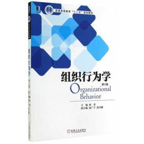 正版二手组织行为学-第二2版周菲机械工业出版社9787111484608