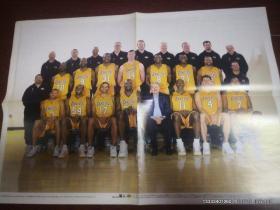 篮球海报收藏:2003-04湖人