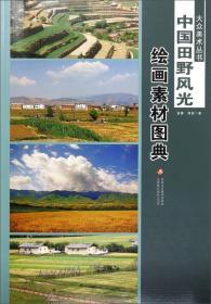 大众美术丛书·中国田野风光:绘画素材图典
