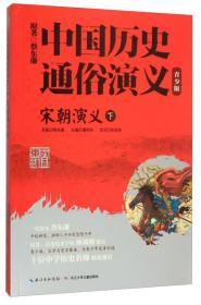 新书--中国历史通俗演义(青少版):宋朝演义(下)