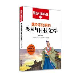 图画中国历史:魏晋南北朝的兴替与科技文学