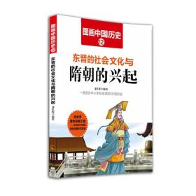 图画中国历史:东晋的社会文化与隋朝的兴起