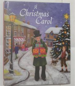 精装 A Christmas Carol 圣诞节颂歌