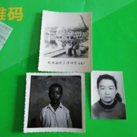 杭州西湖三潭 1978年老照片