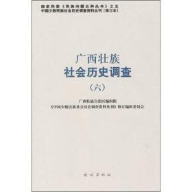 广西壮族社会历史调查(六)