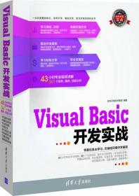 软件开辟实战:Visual Basic开辟实战