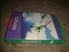 Physics Principles with applications for AP 英文原版16开硬精装全新 【未拆封】库存书