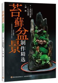 【二手包邮】苔藓盆景制作精选 木村日出资 中国轻工业出版社