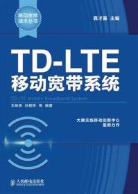 移动宽带技术丛书:TD-LTE移动宽带系统