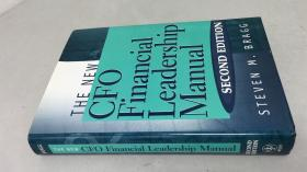 全新 CFO 财务领导手册 第2版  The New CFO Financial Leadership Manual