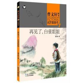 曹文轩画本——草房子·再见了,白雀姐姐