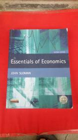 Essentials of Economics John Sloman【英文原版】