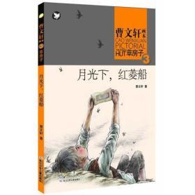 曹文轩画本——草房子·月光下,红菱船