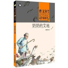 曹文轩画本——草房子·奶奶的艾地