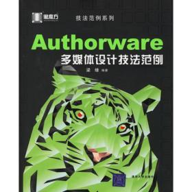 Authorware多媒体设计技法范例