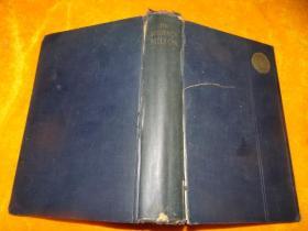 外文版 民国书一本(1930年)