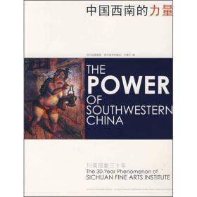 中国西南的力量:川美现象三十年