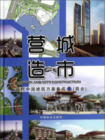 当代中国建筑方案集成1(商业):营城造市
