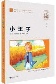 小王子(彩绘注音版)/小学语文新课标必读丛书