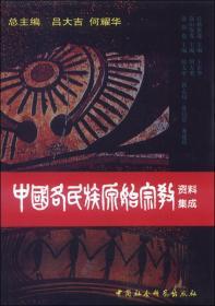 中国各民族原始宗教资料集成(拉祜族、高山族、畲族卷)