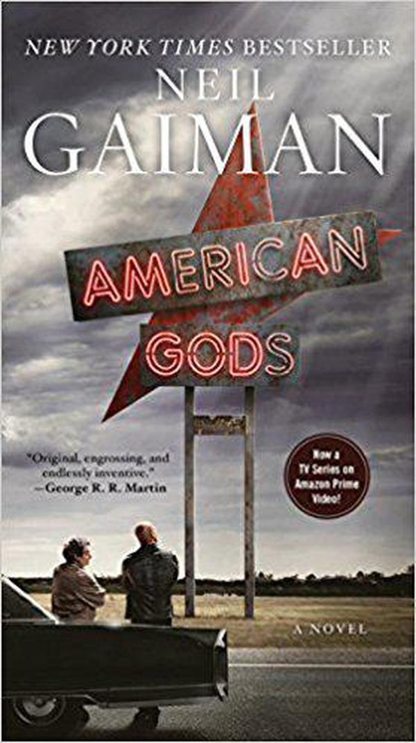 American Gods:A Novel