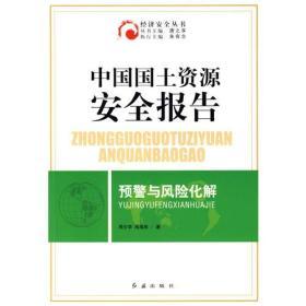 中国国土资源安全报告预警与风险化解