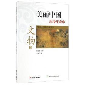 正版现货 美丽中国:青少年读本(文物卷) 任晓飞,陈金鹏 团结