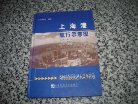 上海港航行示意图
