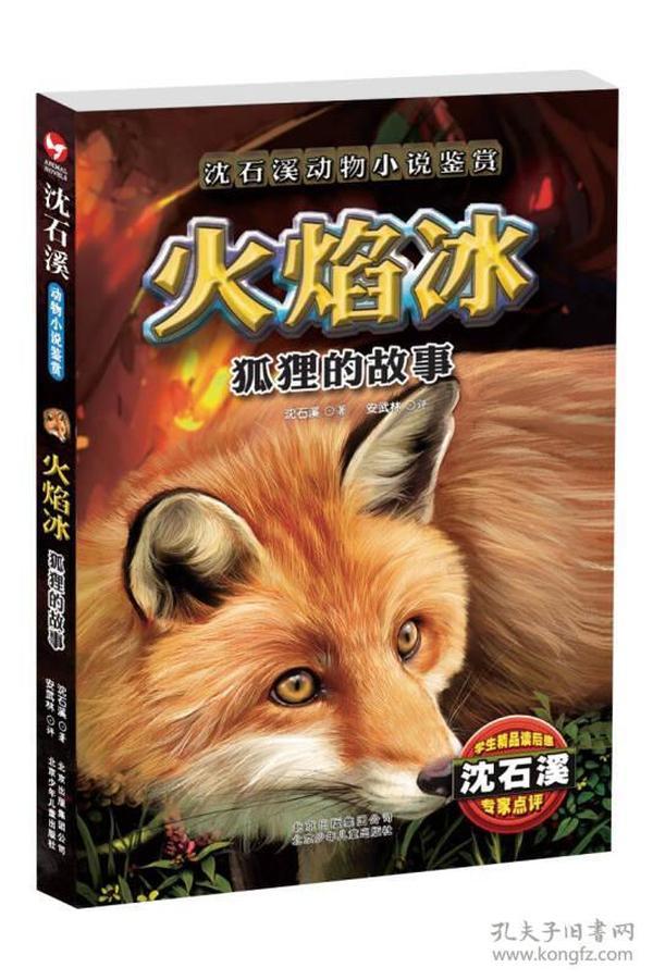 火焰冰·狐狸的故事