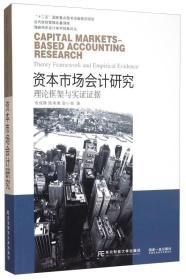 东北财经大学出版社 海峡两岸会计学术经典论丛 资本市场会计研究:理论框架与实证证据